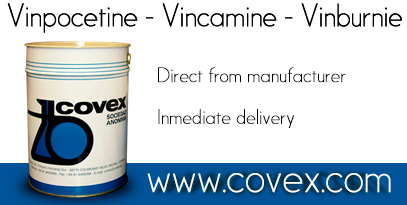 Buy Vinpocetine Raw Material